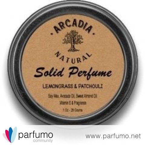 Lemongrass & Patchouli by Arcadia Natural