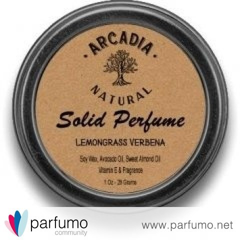 Lemongrass Verbena by Arcadia Natural