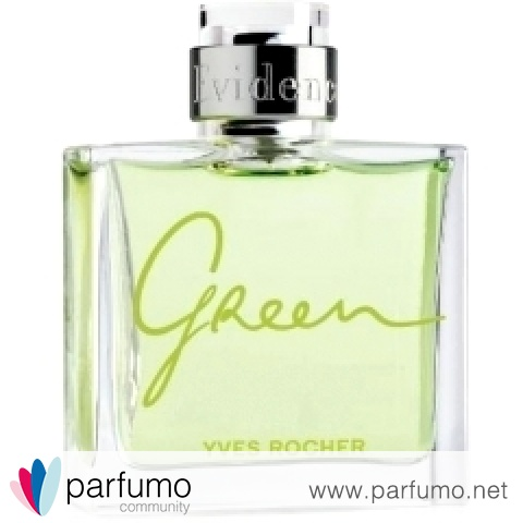 Comme une Evidence Homme Green by Yves Rocher