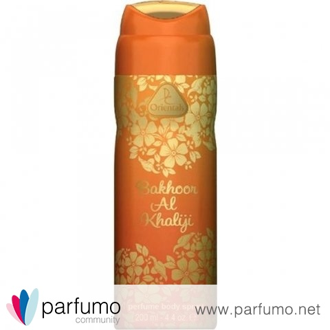 Bakhoor Al Khaliji (Body Spray) by Dorall Collection