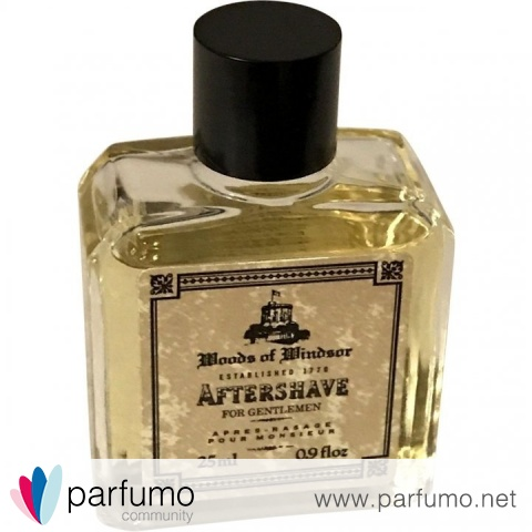 For Men / For Gentlemen (Aftershave) by Woods of Windsor