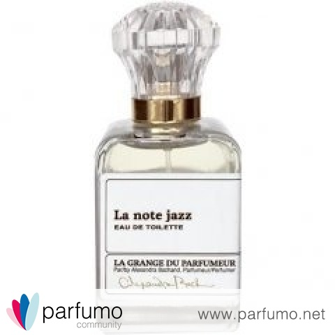 La Note Jazz by La Grange du Parfumeur