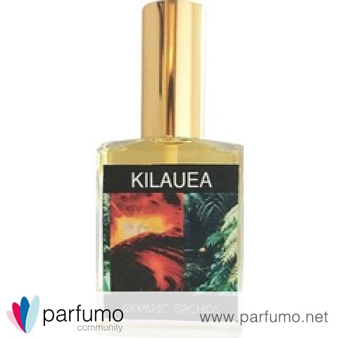 Kilauea by Olympic Orchids Artisan Perfumes