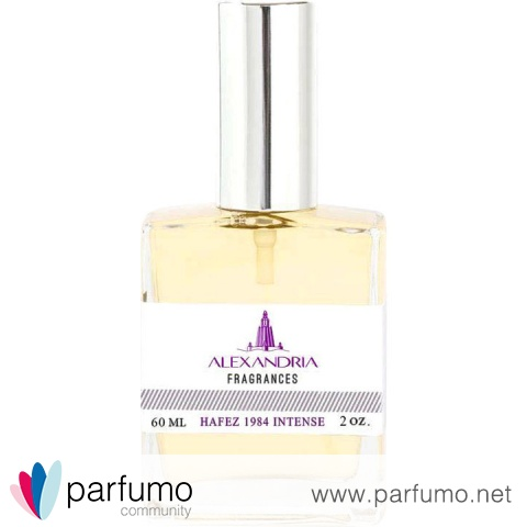 Hafez 1984 Intense by Alexandria Fragrances
