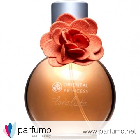 Floralista - Coral Freesia by Oriental Princess