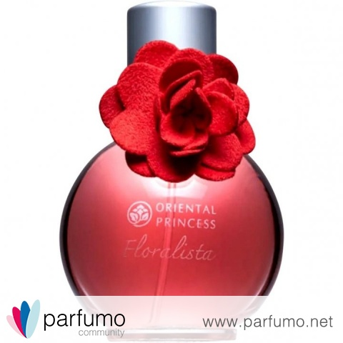 Floralista - Maroon Rose by Oriental Princess