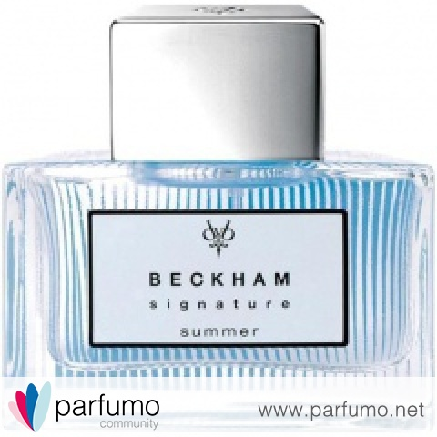 Signature Summer Men by David Beckham