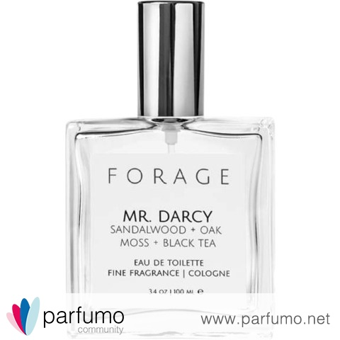 Mr. Darcy von Forage