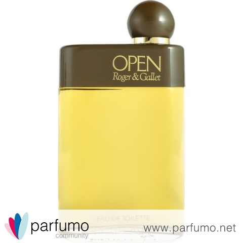 Open (Eau de Toilette) by Roger & Gallet