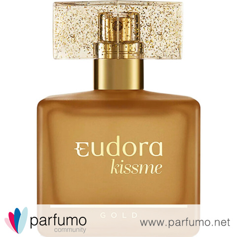 Kiss Me - Gold by Eudora