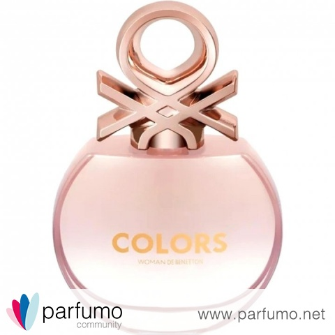 Colors de Benetton Rose by Benetton