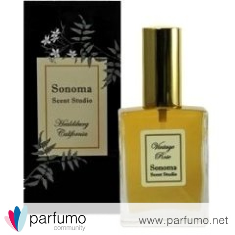 Vintage Rose by Sonoma Scent Studio