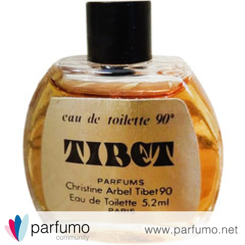 Tibet (Eau de Toilette) by Christine Arbel
