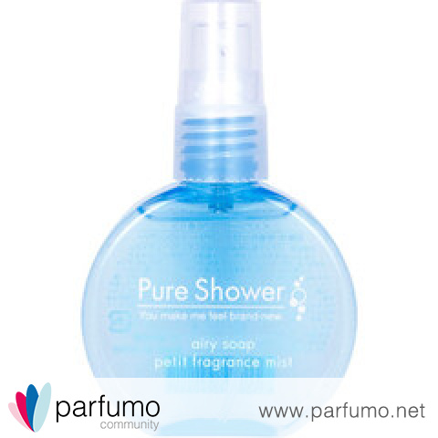 Airy Soap / エアリーソープの香り (Fragrance Mist) by Pure Shower / ピュアシャワー