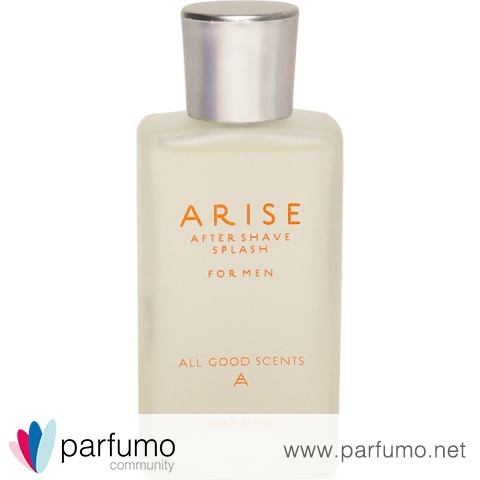 Arise (After Shave) von All Good Scents