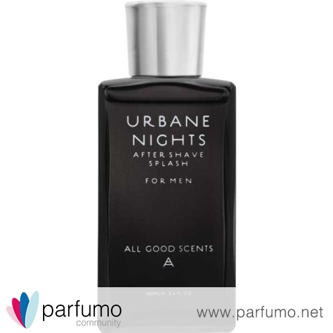 Urbane Nights (After Shave) by All Good Scents