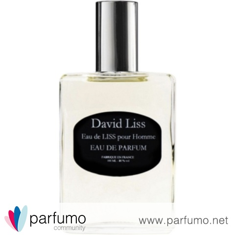 Eau de Liss by David Liss