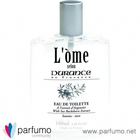 L'òme - À L'Extrait d'Argousier / With Sea Buckthorn Extract by Durance en Provence