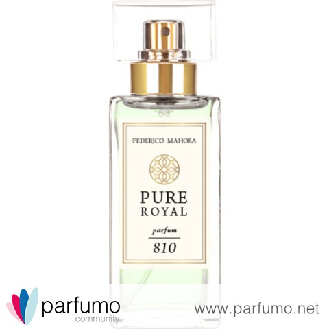 Pure Royal 810 by FM by Federico Mahora