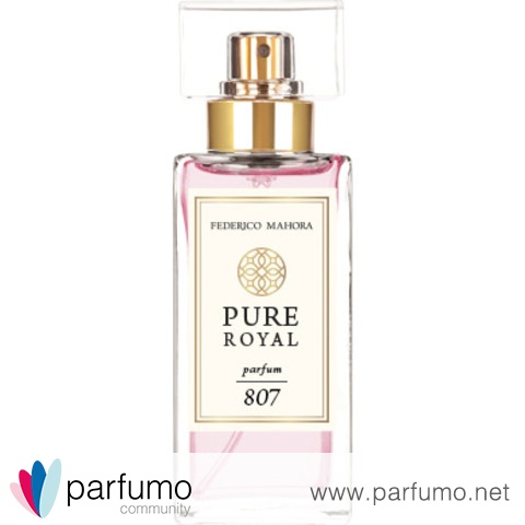 Pure Royal 807 by FM by Federico Mahora