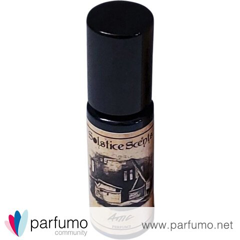 Attic (2017) (Perfume) by Solstice Scents