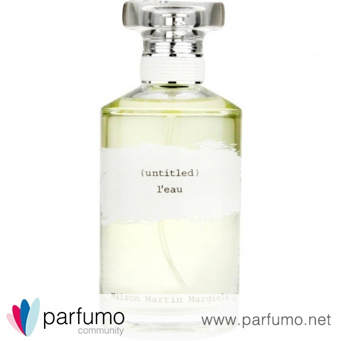 (untitled) l'eau by Maison Margiela