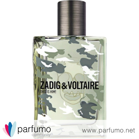 This Is Him! No Rules by Zadig & Voltaire