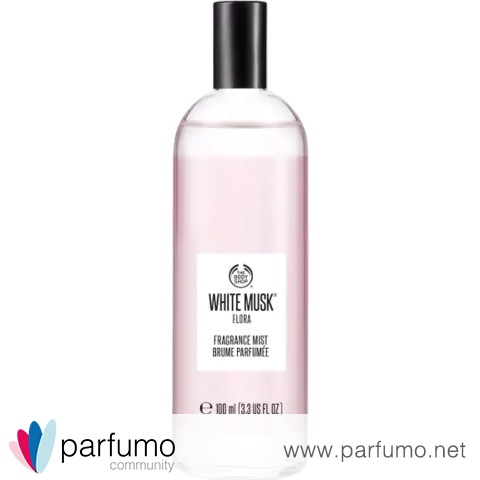White Musk Flora (Fragrance Mist) by The Body Shop