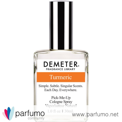 Turmeric von Demeter Fragrance Library / The Library Of Fragrance