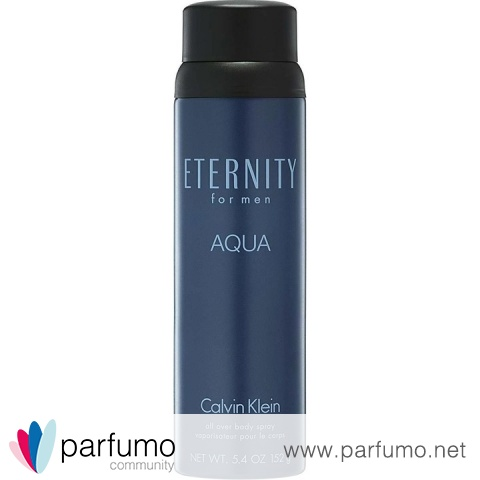 Eternity Aqua for Men (Body Spray) von Calvin Klein