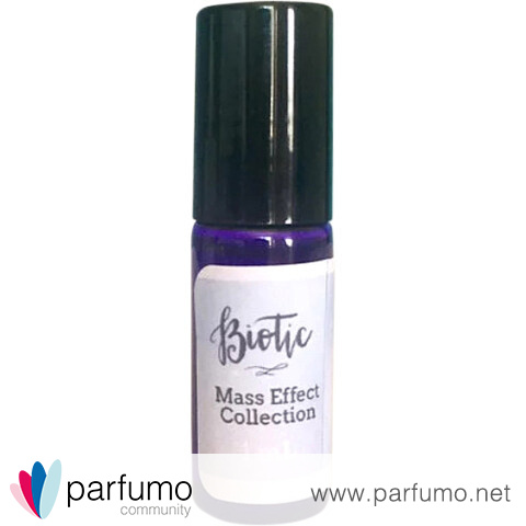 Mass Effect Collection - Biotic by Area of Effect Perfumery