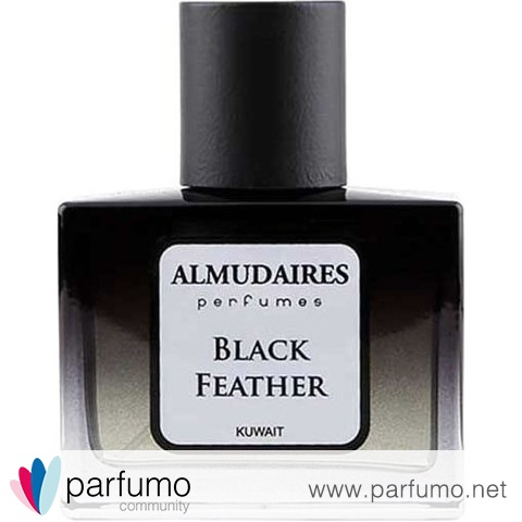 Black Feather by Almudaires