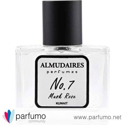 No.7 - Musk Rose by Almudaires