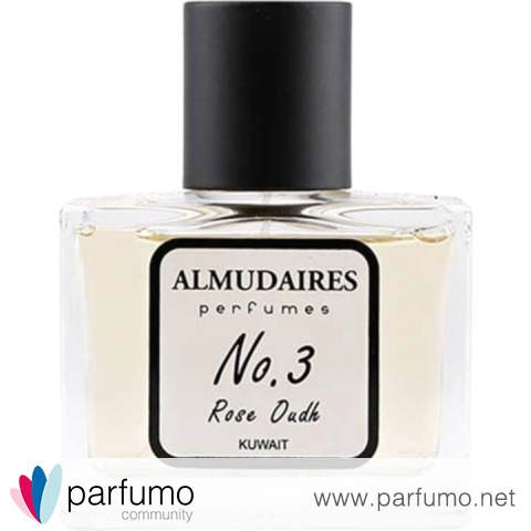 No.3 - Rose Oudh by Almudaires