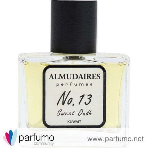 No.13 - Sweet Oudh by Almudaires