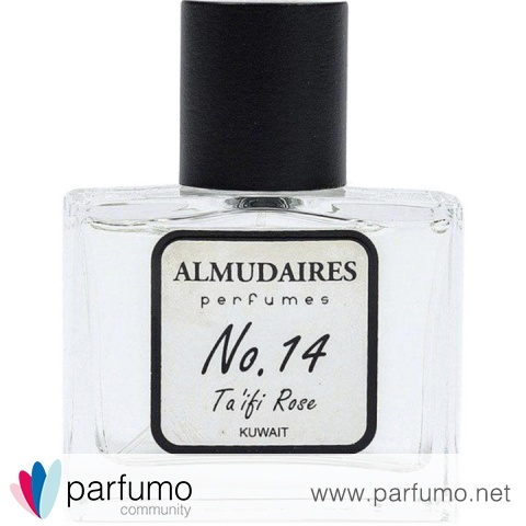 No.14 - Ta'ifi Rose by Almudaires