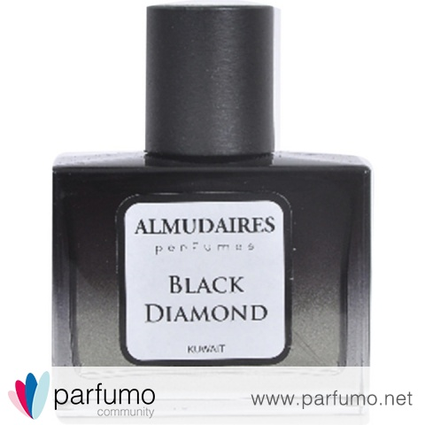 Black Diamond by Almudaires