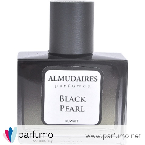 Black Pearl by Almudaires