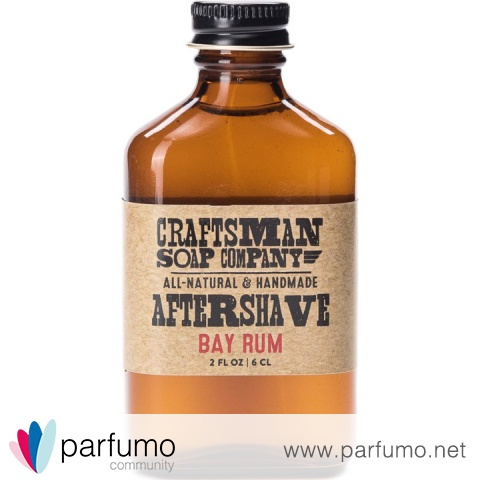 Bay Rum von Craftsman Soap Company