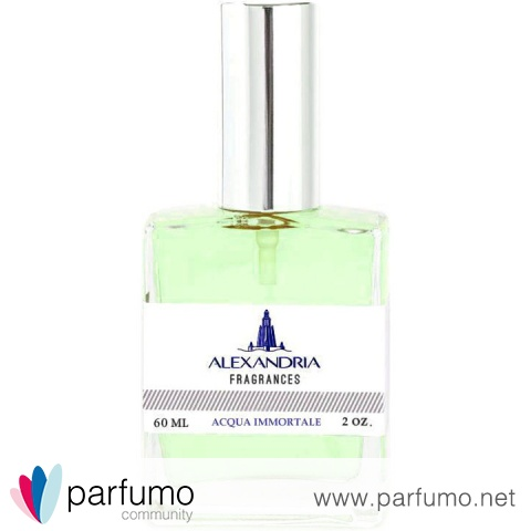 Acqua Immortale by Alexandria Fragrances