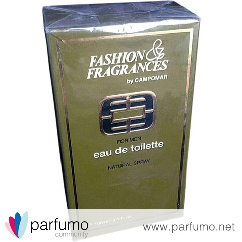 Fashion & Fragrances for Men by Campomar