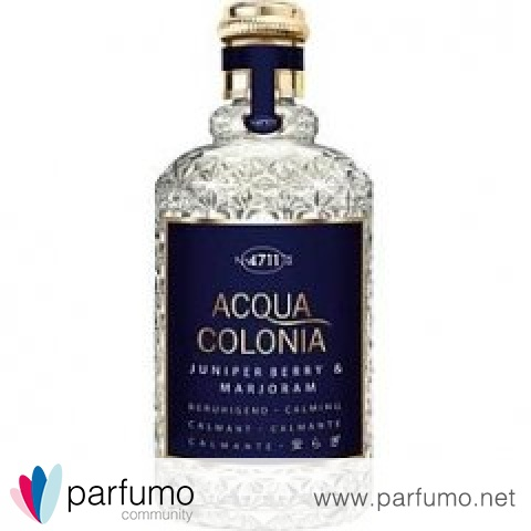 Acqua Colonia Juniper Berry & Marjoram by 4711