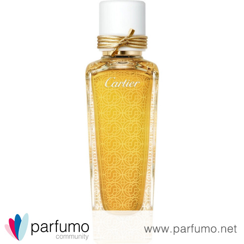 Les Heures Voyageuses - Oud & Menthe by Cartier