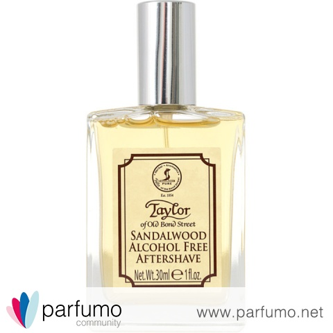 Sandalwood (Alcohol Free Aftershave) by Taylor of Old Bond Street