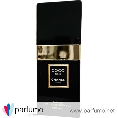 1a9c4e633 Coco Noir (Parfum pour les Cheveux) is a new and limited perfume by Chanel  for women and was released in 2018. It is still in production. Limited  Edition