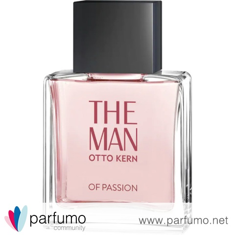 The Man of Passion by Otto Kern