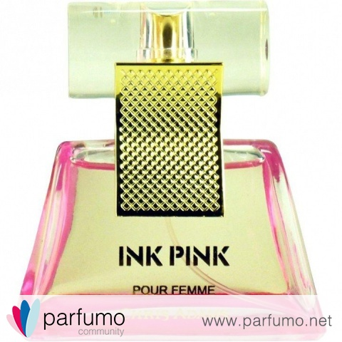 Ink Pink pour Femme by Chris Adams