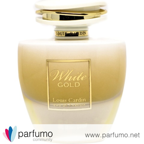 White Gold by Louis Cardin
