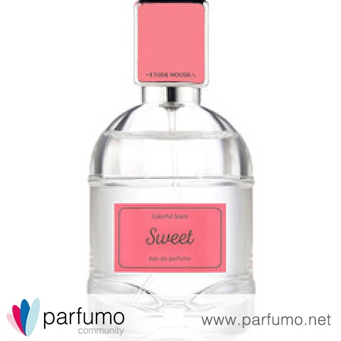 Colorful Scent - Sweet von Etude House