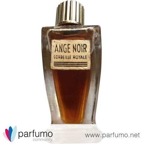 Ange Noir by Corbeille Royale